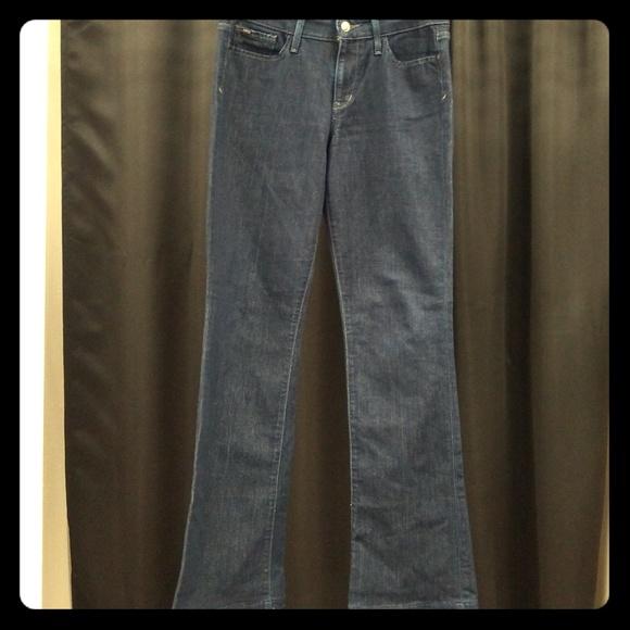 Joe's Jeans Denim - Joe's boot cut stretch jeans